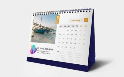 cetak kalender murah semarangTahun 2021