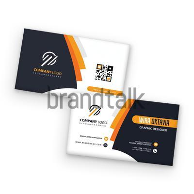 Kartu Nama 2 Side Brandtalk Advertising