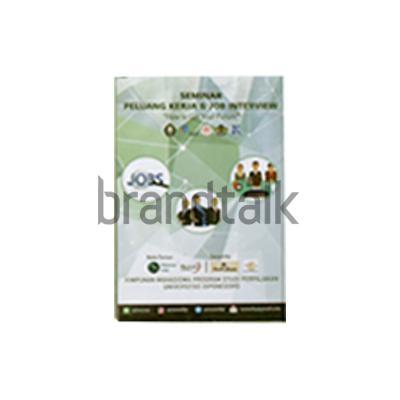 Notebook Blok Lem A6 Brandtalk Advertising