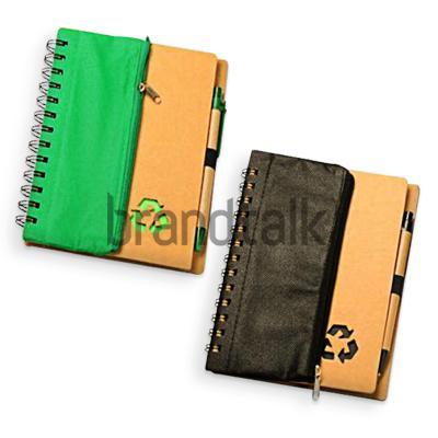 Notebook Plus Bag Brandtalk Advertising