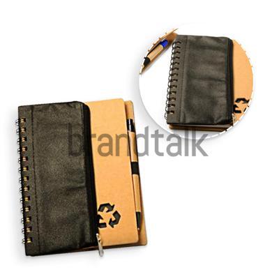 Notebook Plus Bag N 811 Brandtalk Advertising