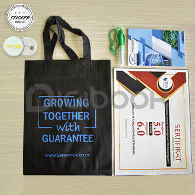 Paket Seminar Kit Bronze 6 Brandtalk Advertising